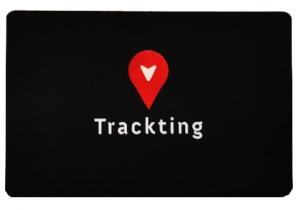 Trackting - Card utente